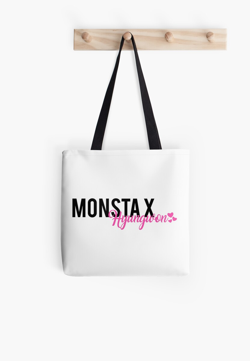 Monsta X Hyungwon Text Design by PaolaAzeneth