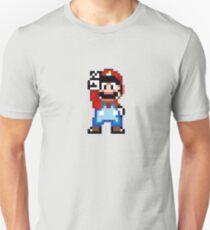 16 bit Mario - Peace T-Shirt