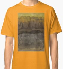 Approach to the Ruins original painting Classic T-Shirt