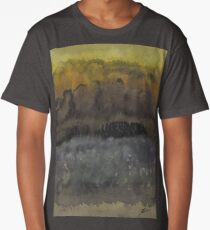 Approach to the Ruins original painting Long T-Shirt