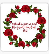 The Great Comet Sticker