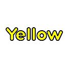 Yellow Bubble Font by alaswell