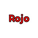 Rojo Bubble Font by alaswell