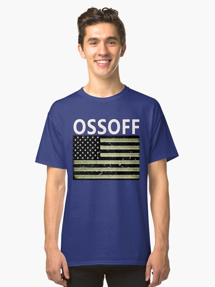 Jon Ossoff for Georgia Congress Classic T-Shirt Front