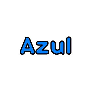 Azul claro Bubble Font by alaswell