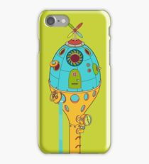 Armadillo Pod, from the AlphaPod collection iPhone Case/Skin