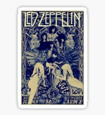 Led Zep Vintage @ Madison Square Garden Sticker