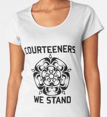 Courteeners We Stand Women's Premium T-Shirt