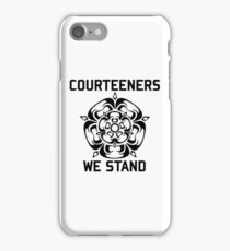 Courteeners We Stand iPhone Case/Skin