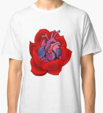 Blossoming Heart Classic T-Shirt