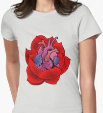 Blossoming Heart T-Shirt