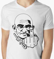 Gandhi - Parody Men's V-Neck T-Shirt