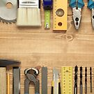 Tools  by alaswell
