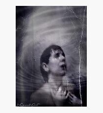 Angustia Photographic Print