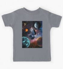 Doctor Who Space Kids Tee
