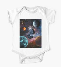Doctor Who Space Kids Clothes