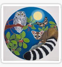Moonlit Critters Sticker