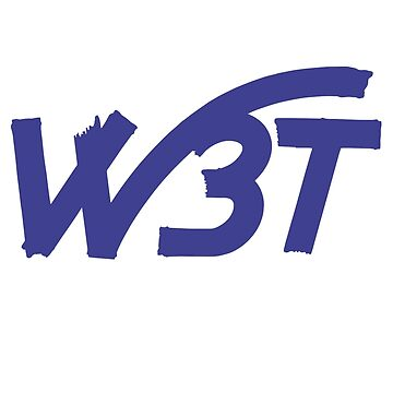 W3T Logo P by bennyxiongArt