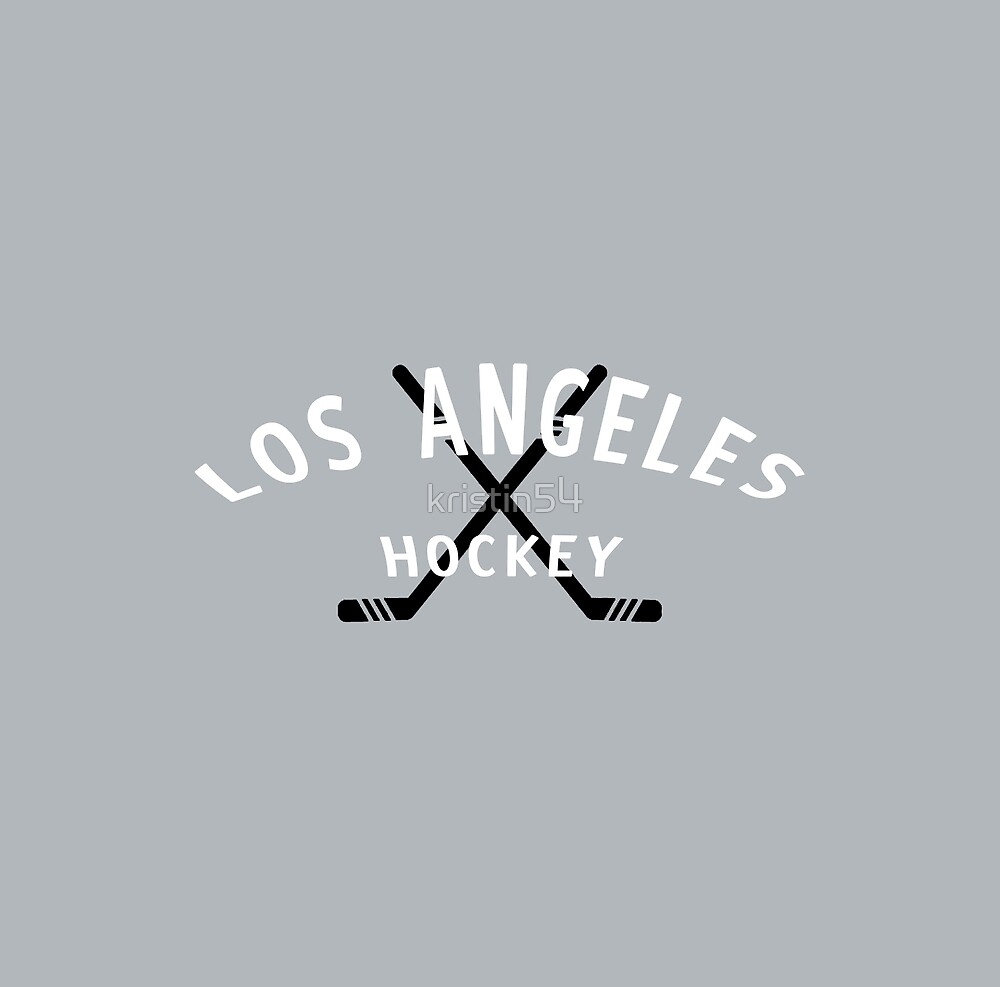Los Angeles Hockey by kristin54