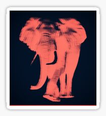 Red Ness Sticker