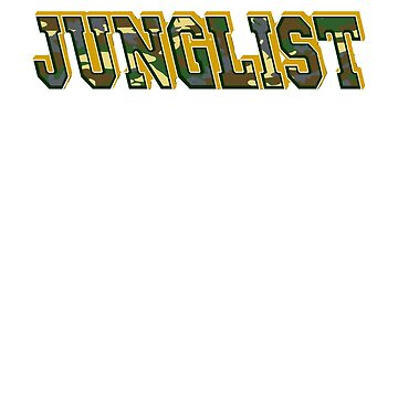 Ol Skool Junglist  by SoulVisible