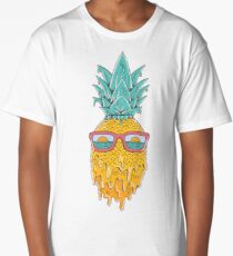 Pineapple Summer Long T-Shirt