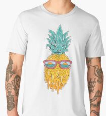 Pineapple Summer Men's Premium T-Shirt