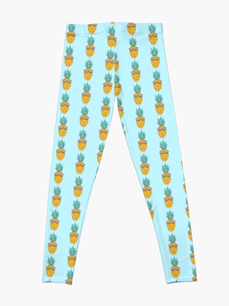 Alternate view of Pineapple Summer Leggings