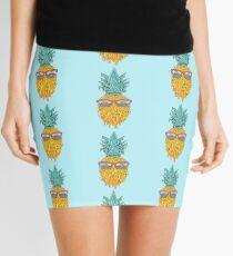 Pineapple Summer Mini Skirt