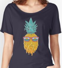 Pineapple Summer Women's Relaxed Fit T-Shirt