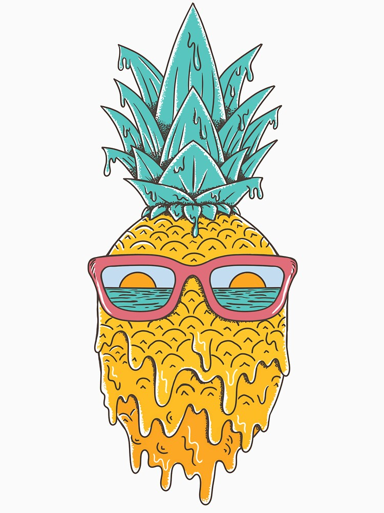 Pineapple Summer by coffeeman