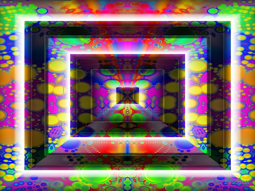 Frames of Reference by barrowda