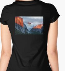 Hackintosh 2.0 Women's Fitted Scoop T-Shirt