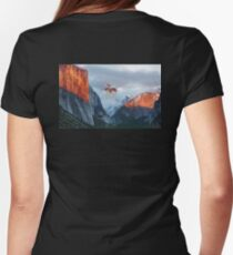 Hackintosh 2.0 Womens Fitted T-Shirt