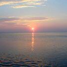 Pastel Sunset by Cathy Jones