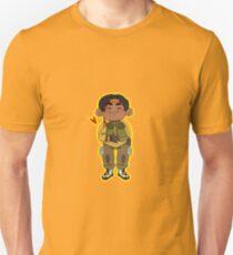 Chibi Hunk Unisex T-Shirt
