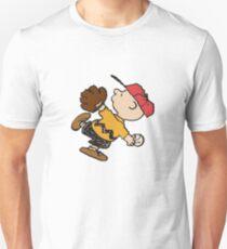 Charlie Brown Baseball Unisex T-Shirt