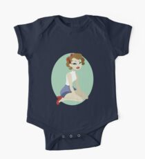Pin-up Girl Kids Clothes