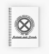Xavier's School Logo Spiral Notebook