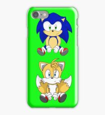 Chibi Sonic and Tails iPhone Case/Skin