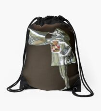 1929 Cadillac 1183 Dual Cowl Phaeton Hood Ornament -2402c Drawstring Bag
