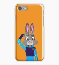 Office Hopps Reporting for Duty iPhone Case/Skin