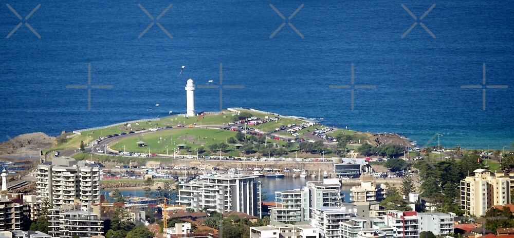 Wollongong Harbour by rom01