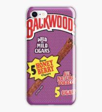 Backwoods - Cigar iPhone Case/Skin