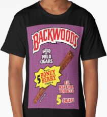 Backwoods - Cigar Long T-Shirt