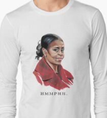 Unimpressed Michelle Obama T-Shirt