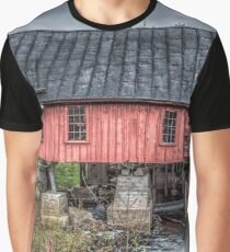 Old Mill Boards Graphic T-Shirt