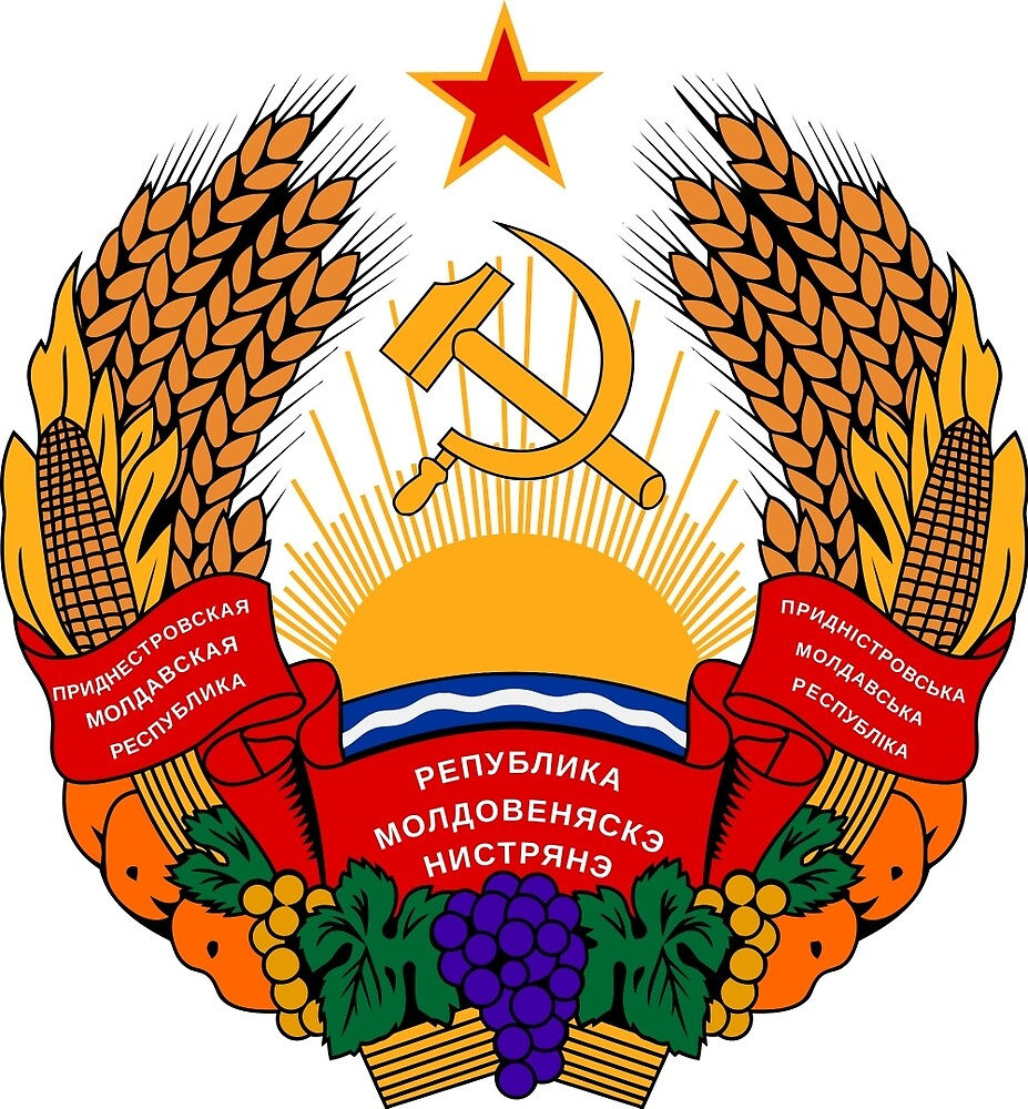 Coat of Arms Transnistria by abbeyz71