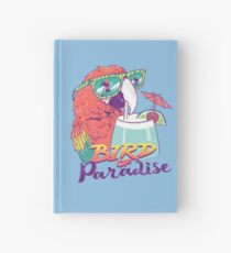 Bird Of Paradise Hardcover Journal