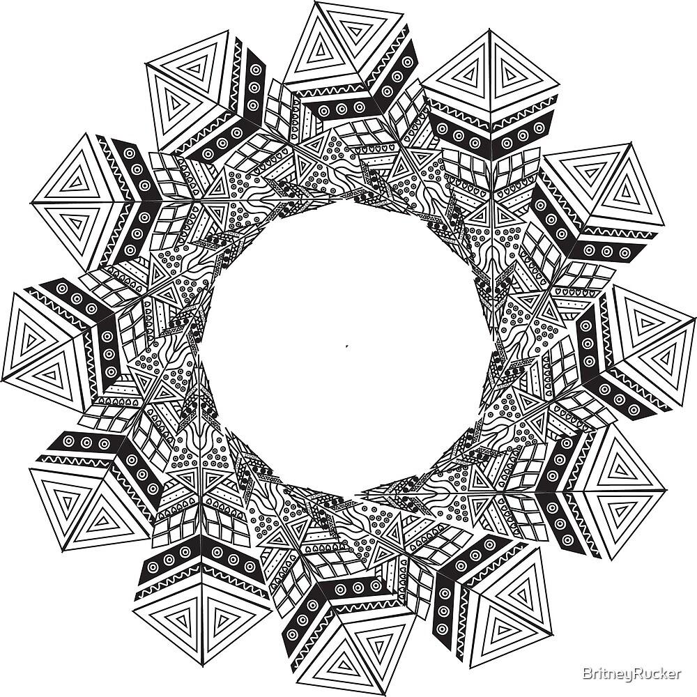 Mandala by BritneyRucker